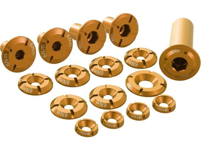 VOTEC VM/VX Zestaw tuningowy ANO, gold